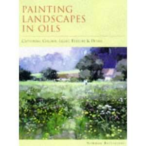 Painting Landscapes in Oils (9780713477429) Norman Battershill Books