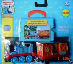 Take Along THOMAS & MORGANs MINE CAR take n play compt