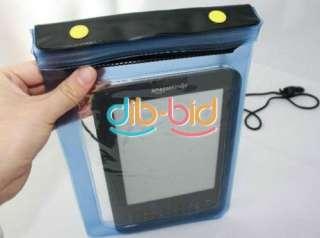 PVC Waterproof Case Cover Jacket Wallet Bag for  Kindle 4/Kindle