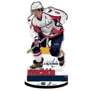 Washington Capitals Alexander Ovechkin NHL player standup