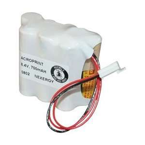 Acroprint ES1000 Full Power Reserve Battery (Non Atomic