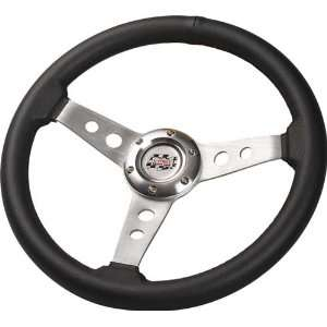 G Force 4752 14 Aluminum Steering Wheel W/1.5 Dish Automotive