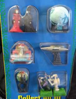 STAR WARS KIDS MEAL TOYS KFC 55 STAND UP STORE DISPLAY