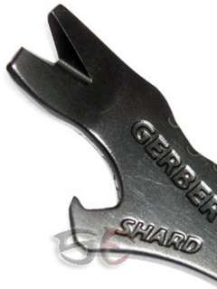 Pocket Tool for Keychain Pry Bar Screwdriver Can Opener 01769