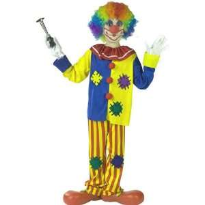 Kids Big Top Boys Clown Costume Toys & Games
