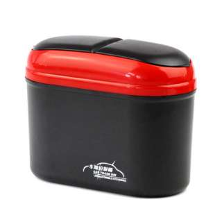 Car Trash Bin Can Garbage Dust Case Holder new