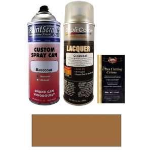 12.5 Oz. Dark Autumnwood Metallic Spray Can Paint Kit for