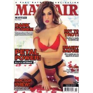 Mayfair Vol.47 No.3: Paul Raymond Publications: Books