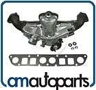 Truck Jeep Wrangler 2.5L Cast Iron Exhaust Manifold w/Gasket Kit