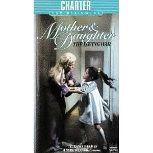 Mother & Daughter The Loving War [VHS] Tuesday Weld