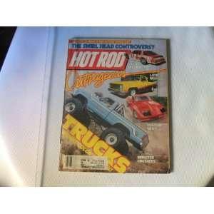 Rod Magazine February 1986 Outrageous Trucks Hot Rod Magazine Books