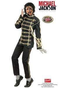 MICHAEL JACKSON Boys Military Prince JACKET + PANTS New