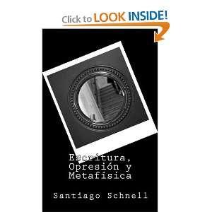 Metafísica (Spanish Edition) (9781460982006) Santiago Schnell