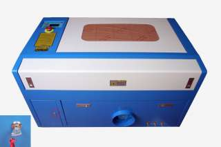 NEW CUTTING ENGRAVER/50W CO2 LASER ENGRAVING MACHINE p
