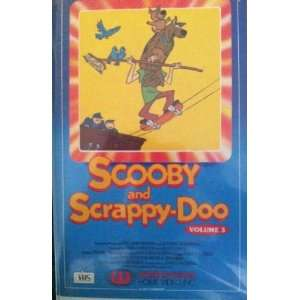 Scooby and Scrappy Doo Vol. 3: Movies & TV