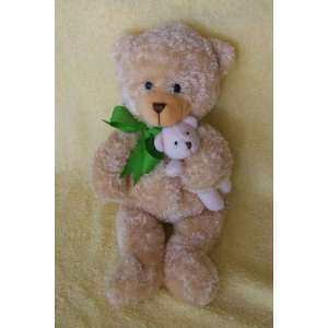 Teddy Bear and Baby   Plush Stuffed Toys & Games