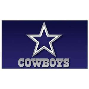 Magnet THE DALLAS COWBOYS (Classic Star Logo) Everything