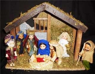Kelly / Tommy doll ooak barbie 3 wise men christmas Jesus lot