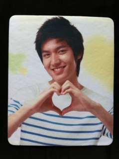LEE MIN HO CITY HUNTER COLLECTION MOUSE PAD