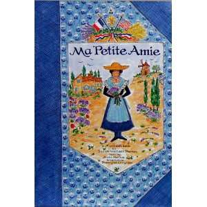 Ma petite Amie A paper doll book Susan Wallace Barnes Books