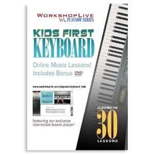 Kids 1st Keyboard Software Toys & Games