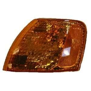New Drivers Amber Signal Marker Light Lamp SAE & DOT Automotive