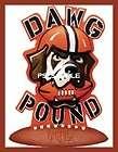 Cleveland Browns   DAWG POUND   Fridge Magnet