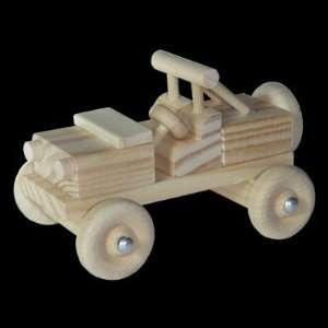 Dune Buggy Wood Craft Kit: Toys & Games
