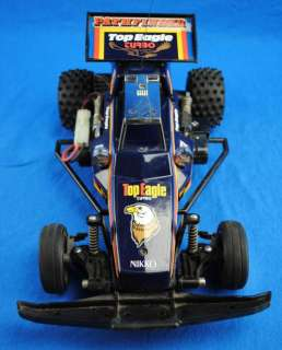 Pathfinder Top Eagle Turbo Nikko RC Radio Controlled Buggy Race Car