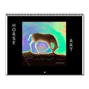 quot;Absolutequot; 12 image calendar Art Wall Calendar by