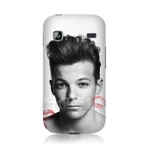 Ecell   LOUIS TOMLINSON ONE DIRECTION LIPSTICK KISS CASE