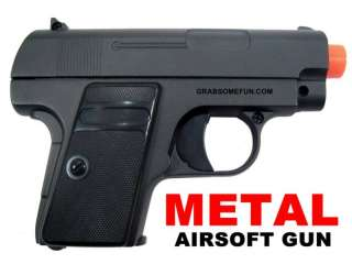 G9 Heavy Duty Compact METAL AIRSOFT PISTOL Gun + BBs