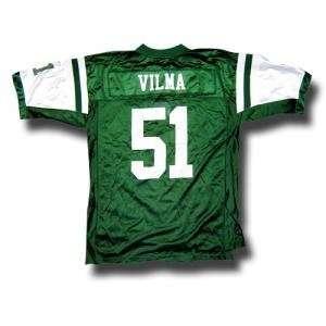 Jonathan Vilma #51 New York Jets NFL Replica Player Jersey (Team Color