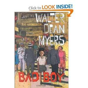 Bad Boy Walter Dean Myers Books