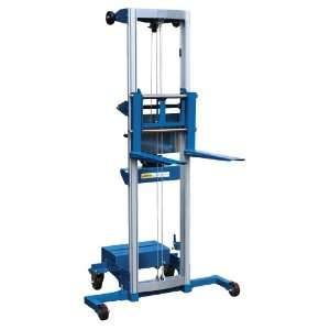 Vestil A LIFT CB EHP Counterbalance Hand Winch Lift Truck, 47 Length