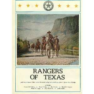 Rangers of Texas (9780685508466) Dorman H. Winfrey Books