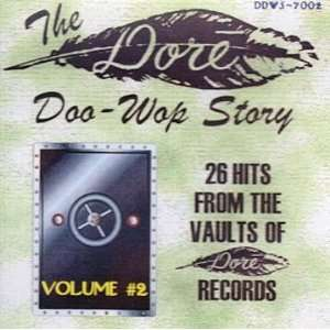 Dore Doo Wop Story Vol. 2 Various Artists Music