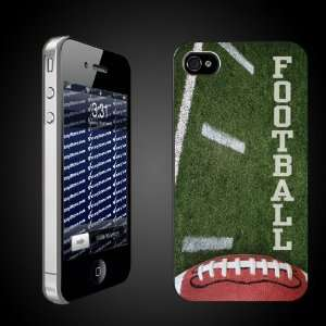 Football iPhone Design Football Field   CLEAR iPhone