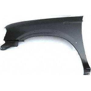 01 04 NISSAN FRONTIER truck FENDER LH (DRIVER SIDE) SUV, 4cyl (2001 01