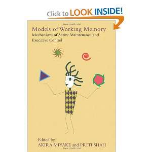 Models of Working Memory Mechanisms of Active Maintenance