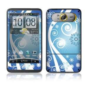 Crystal Breeze Decorative Skin Cover Decal Sticker for HTC HD7 Cell