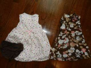 HUGE LOT baby girl size 12 18 months summer clothes Gymboree Carters