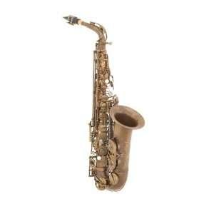 LA Sax BIG LIP Alto Saxophone in the Warrior Finish
