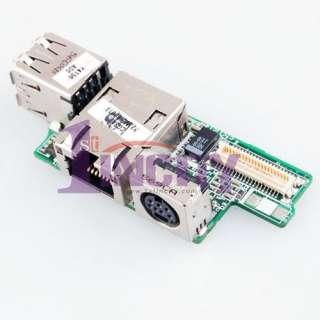 Original DELL Latitude D610 LAN Port Board DA0JM5LBAG3