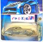 2003 hot wheels roll patrol saleen s7 police car