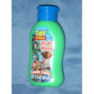 Toy Story Candy Cane Scented Body Wash