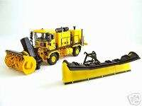 Oshkosh H Series Snow Plow/Snow Blower (High Detail)