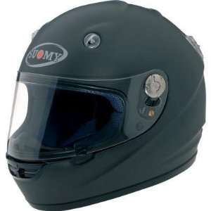 Suomy Vandal Helmet , Size XL, Color Matte Anthracite