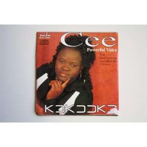 Christian Cd From Ghana / Cee Powerful Voice / Feat, Great