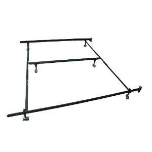 Metal King Size Bed Frame With Center Support Home & Kitchen